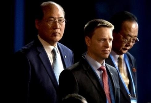 Hoa kỳ lên án Trung Cộng mời Bắc Hàn tham dự hội nghị Một Vành Đai, Một Con Đường