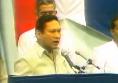 nhà cựu độc tài Panama Noriega qua đời, thọ 83 tuổi