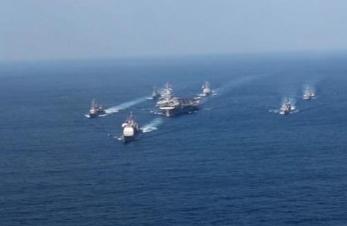 Hoa Kỳ chi 8 tỉ Mỹ kim để tăng cường sự hiện diện tại Châu Á – Thái Bình Dương