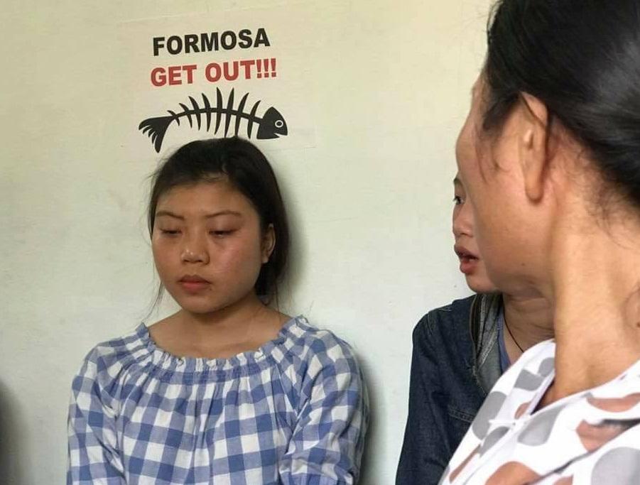 Cô giáo dạy giáo lý Nguyễn Thị Trà kể lại việc bị côn an đánh đập và làm nhục