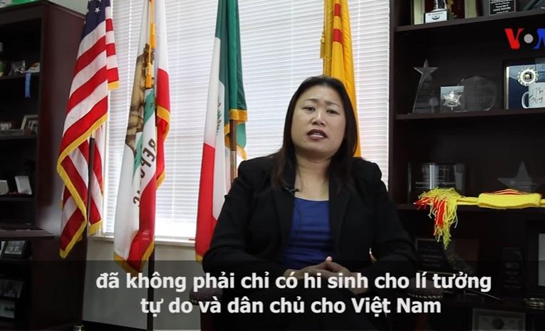 """Triết lý nhà đấu tranh nhân quyền: """"Chúng ta là người Việt Nam"""" (Anh Văn)"""