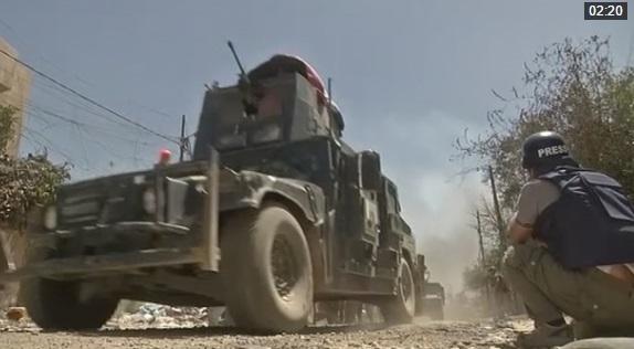 Tư lệnh cao cấp Iran bị giết tại Mosul, Iraq