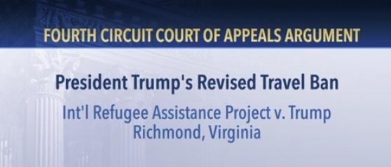 Tòa Kháng Án Liên Bang xem xét phiên bản sửa đổi sắc lệnh cấm di dân của tổng thống Trump
