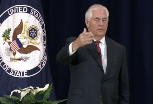 Chính sách đối ngoại Hoa Kỳ không đặt Nhân Quyền trên lợi ích an ninh và kinh tế quốc gia