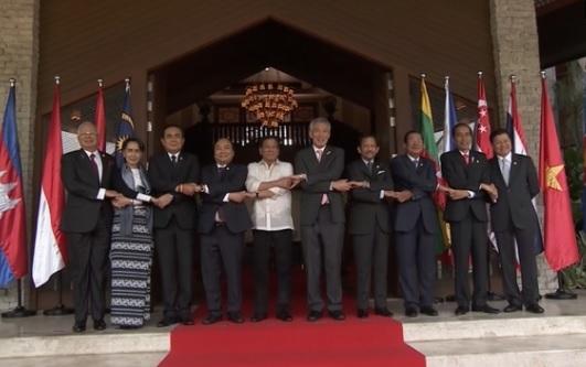 Bản tuyên bố chung của ASEAN bị bỏ những đoạn nhắc đến Trung Cộng