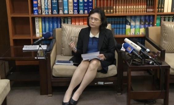 Đại diện Đài Loan bị đoàn Trung Cộng ép rời khỏi cuộc họp quốc tế về kim cương