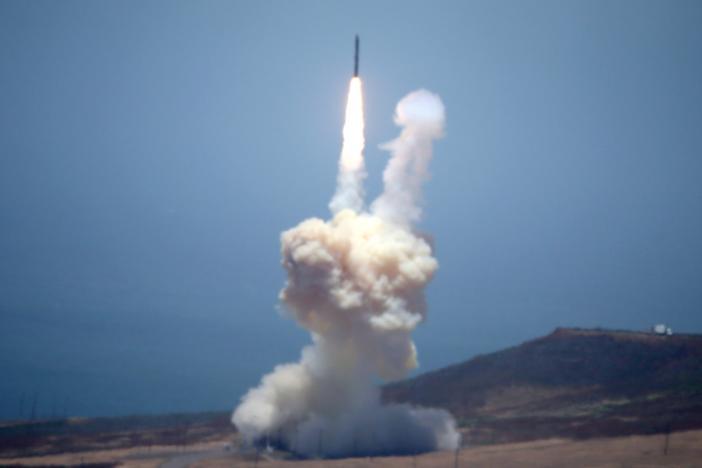 Hoa Kỳ thử nghiệm thành công hỏa tiễn đạn đạo xuyên lục địa (ICBM)