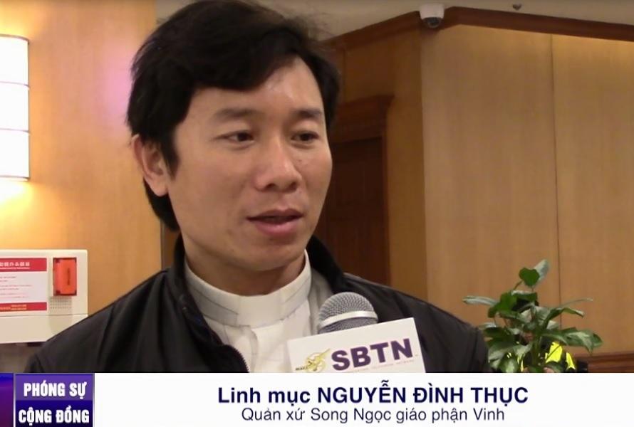 Bản tường trình của Linh Mục Nguyễn Đình Thục về sự việc công an bắt người trái phép ngày 15/05/2017