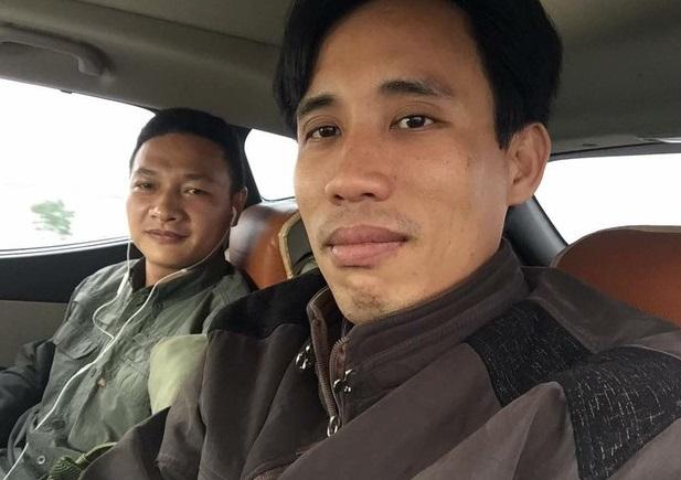Nhà hoạt động Hoàng Bình. Ảnh: RFA