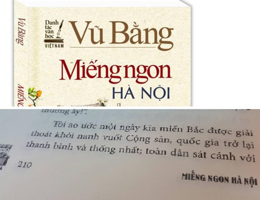 Miếng Ngon Hà Nội: không là chính trị thì là gì? Anh Văn (VNTB)