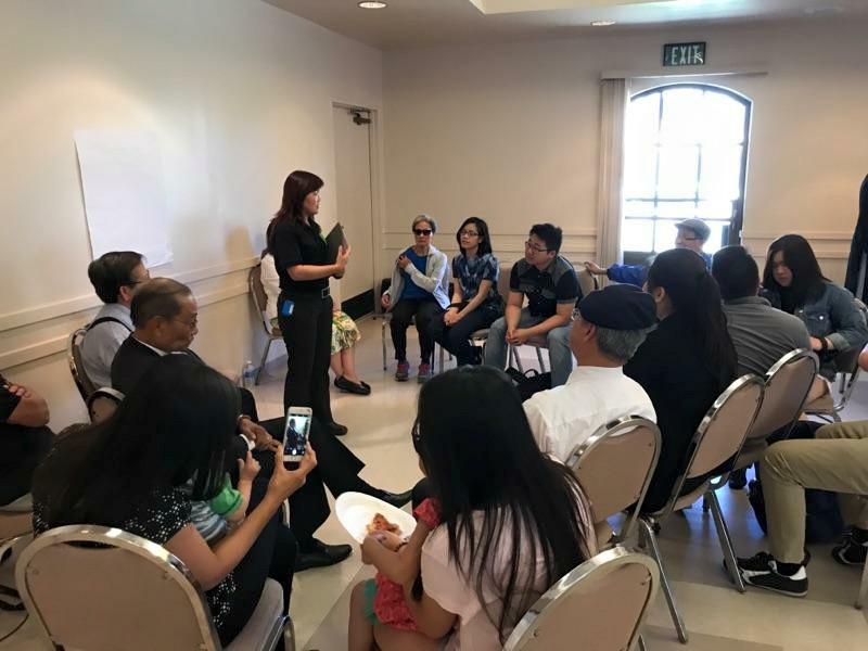 Giới trẻ Little Saigon thảo luận hướng đi tương lai nhân mùa Tháng Tư Đen 2017
