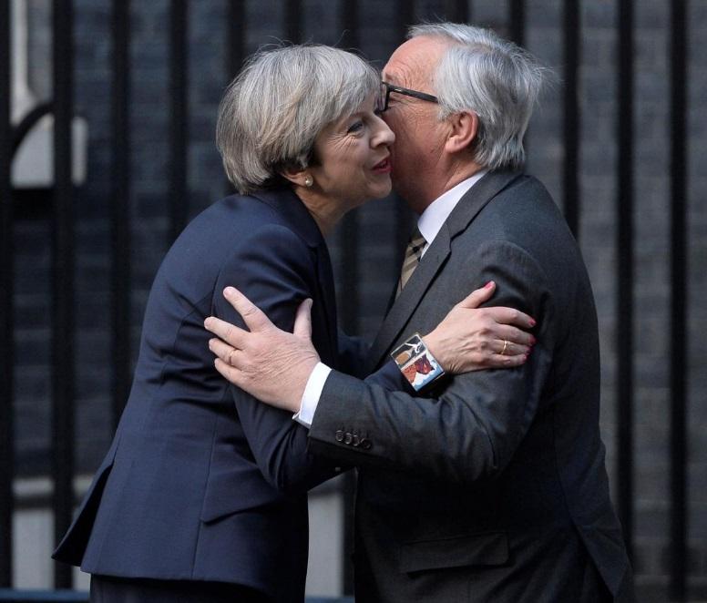 Đức, Pháp muốn Anh chi 100 tỉ Euro khi rút khỏi Liên Âu