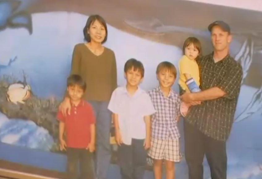 Ông Ricky Best và người vợ Việt Dương Mỹ Hạnh quen nhau tại Portland Community College