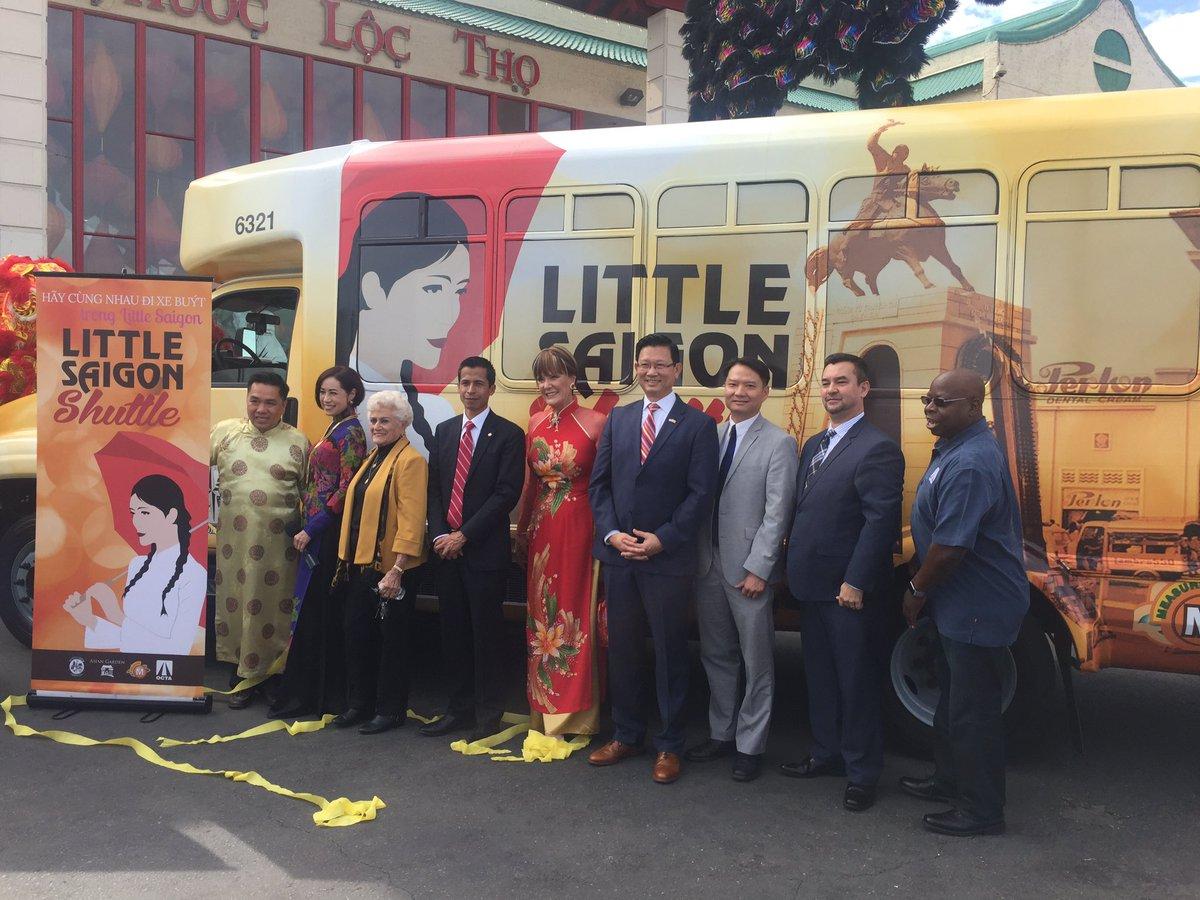 Dịch vụ xe bus tại Little Saigon sẽ chấm dứt kể từ ngày 1 tháng 05