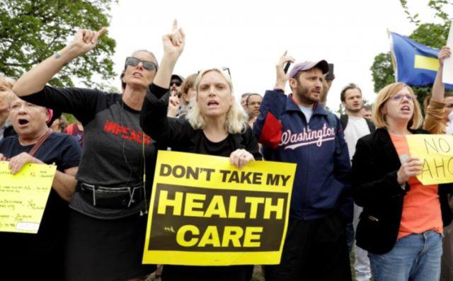 Văn phòng ngân sách quốc hội: luật y tế mới của Hạ Viện Cộng Hòa sẽ làm 23 triệu người không có bảo hiểm y tế