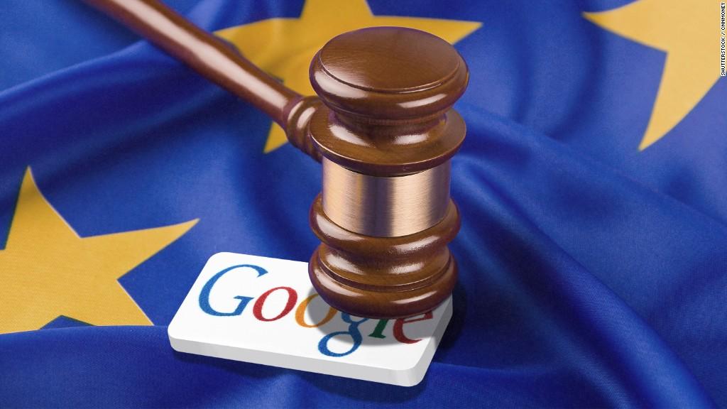 Google bị Liên Hiệp Châu Âu phạt 2.7 tỷ Mỹ Kim vì vi phạm luật chống độc quyền
