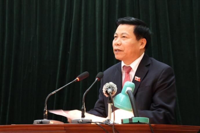 Bí thư Bắc Ninh có 20 thân nhân 'làm quan' muốn cấm tố cáo trên mạng xã hội