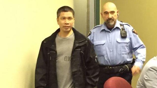 Nghi can gốc Việt giết người bằng rìu ở Canada được trở về Anh Quốc