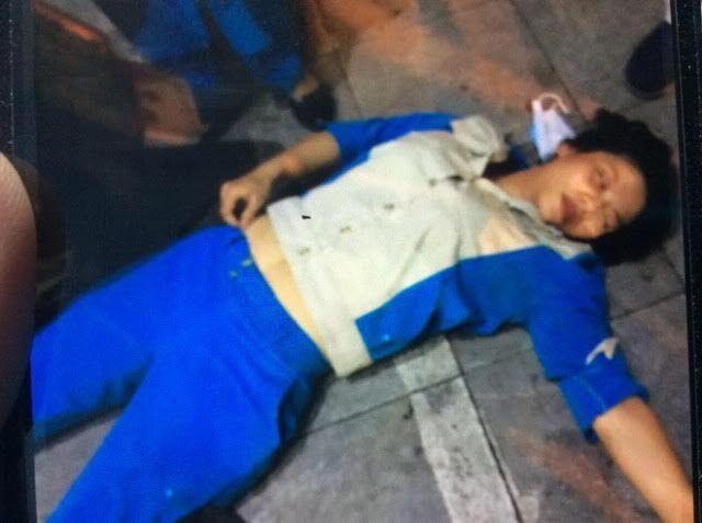 Nhắc đổ rác đúng chỗ, nữ công nhân môi trường ở Hà Nội bị đánh ngất xỉu