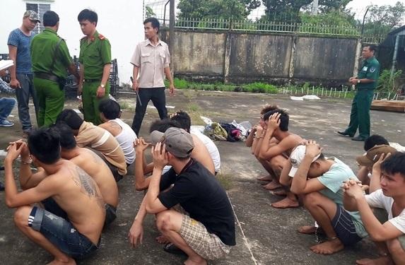 34 người cai nghiện trốn trại ở Vĩnh Long, 1 người tử vong