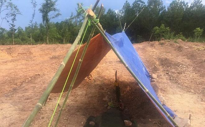 Huế cho bảo vệ lăng mộ vợ vua triều Nguyễn bị ủi làm bãi đậu xe