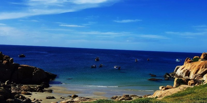 Bộ tài nguyên CSVN cho phép đổ bùn thải xuống biển ngoài khơi Bình Thuận