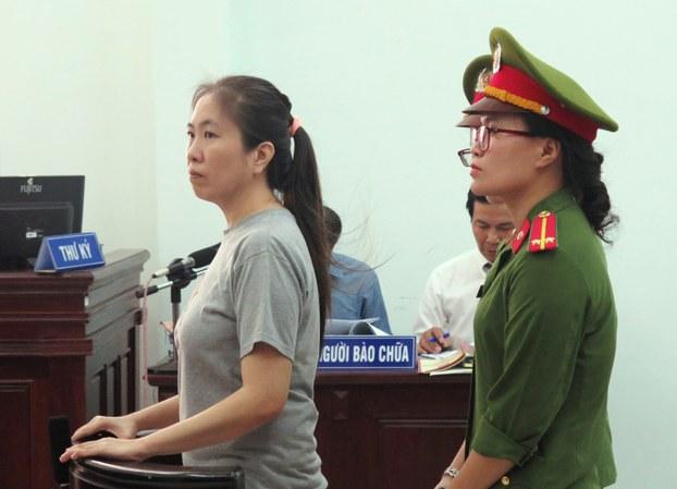 Bộ Ngoại Giao Hoa Kỳ, người Việt trong và ngoài nước lên án bản án dành cho blogger Mẹ Nấm