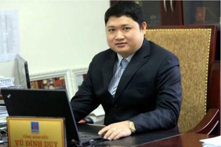 CSVN truy nã cựu tổng giám đốc Pvtex Vũ Đình Duy