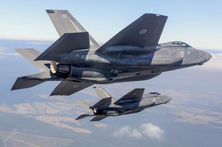 Nhật trang bị giàn hỏa tiễn hiện đại cho phi đội F-35
