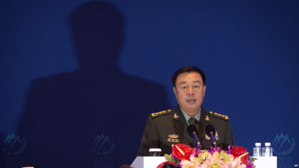 Tướng Trung Cộng bất ngờ rời Việt Nam