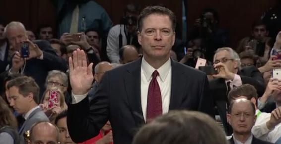 Tổng Thống Trump tiếp tục nhắn tin chỉ trích cựu giám đốc FBI James Comey