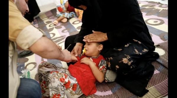 2 người chết, hơn 300 người ngã bệnh vì ngộ độc thực phẩm tại trại tị nạn Iraq