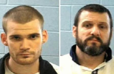 Cảnh sát Georgia săn lùng 2 tù nhân vượt ngục bắn chết 2 nhân viên bảo vệ