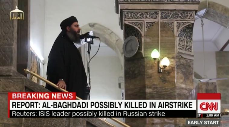 Nga tuyên bố dội bom Raqqa, tiêu diệt lãnh tụ ISIS khi đang họp