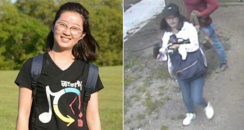 FBI treo thưởng 10,000 USD để tìm kiếm sinh viên Trung Cộng mất tích