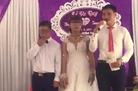 Thiếu nữ 15 tuổi ở Sơn La lấy chồng là con ông chủ nhà máy Trung Cộng