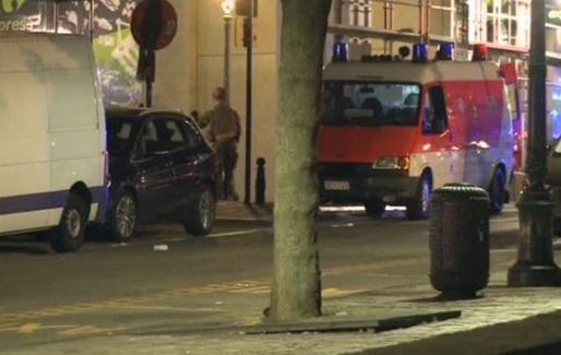 Cảnh sát Bỉ bắn chết nghi can gây nổ tại trạm hoả xa trung tâm Brussels
