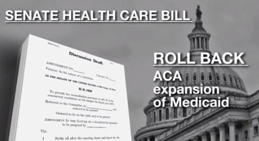 Tòa Bạch Ốc: dự luật y tế của Thượng Viện không cắt chương trình Medicaid