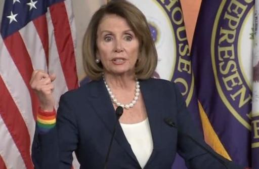 Lãnh đạo thiểu số Hạ Viện Nancy Pelosi muốn ngay lúc này ông George W. Bush làm tổng thống