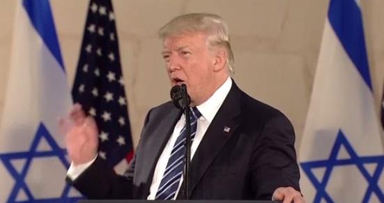 Tổng thống Trump hoãn vệc dời Tòa Đại Sứ Mỹ từ Tel Aviv tới Jerusalem