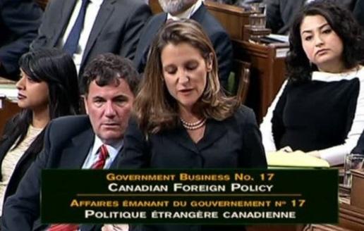 Canada công bố chính sách ngoại giao tách khỏi Hoa Kỳ