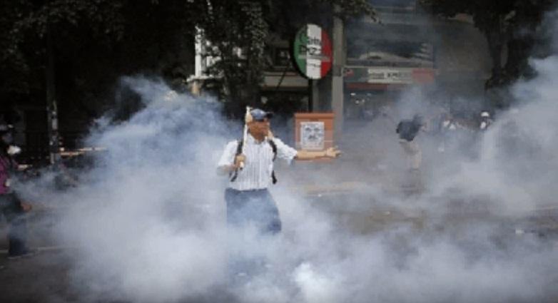 Brazil chặn thương vụ cung cấp 78,000 ống hơi cay cho quân đội Venezuela đàn áp người biểu tình