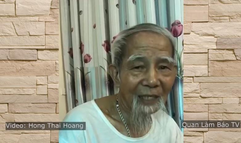 Trước bão tố sắp đến Đồng Tâm, cụ Kình công bố video kể chuyện bị 'đạp bay'
