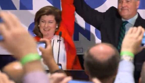 Đảng Cộng Hòa Georgia giành chiến thắng trong cuộc đua vào quốc hội
