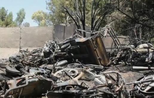 Xe bom nổ tại ngân hàng Afghanistan: ít nhất 34 người chết