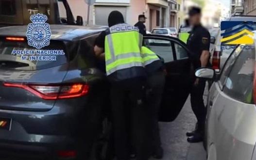 Tây Ban Nha, Anh và Đức bắt 6 nghi can liên quan đến phiến quân Nhà Nước Hồi Giáo