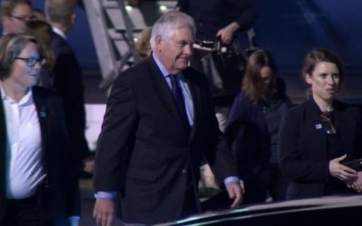 Ngoại Trưởng và Bộ Trưởng Quốc Phòng Hoa Kỳ đến Úc