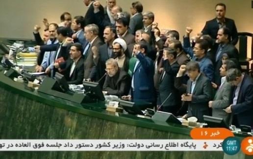 Quốc hội và lăng mộ giáo chủ sáng lập nhà nước Iran bị khủng bố: 12 chết, 41 bị thương