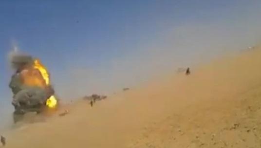 Liên minh do Hoa Kỳ cầm đầu oanh kích căn cứ phe thân Assad tại Syria