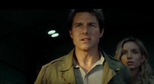 """Tom Cruise trở lại màn ảnh rộng với phim """"Mummy"""" bắt đầu chiếu vào tuần này"""